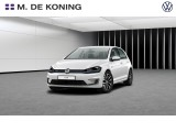 Volkswagen Golf e-Golf 100% elektrisch · Dynaudio · LED Plus · Keyless entry