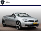 Volkswagen Golf Cabriolet 1.6 TDI Bluemotion Navi Clima Stoelverwarming Trekhaak
