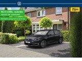 Volkswagen Golf e-Golf E-DITION Private lease actie aanbieding vanaf 399 ,- euro per maand