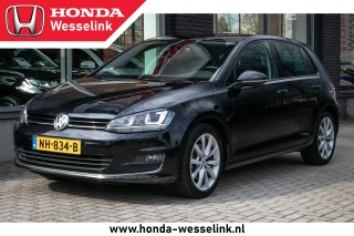 Golf 1.4 TSI Connected Series Automaat - All-in rjklaarprijs | navi | camera | stoelm
