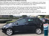 Volkswagen Golf Plus 1.2 TSI Highline MATCH uitvoering
