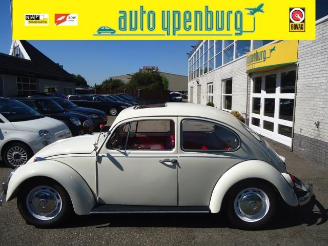 Volkswagen Kever 113M087 Vw 1500 * Schuifdak * Leer * NIEUWSTAAT ...