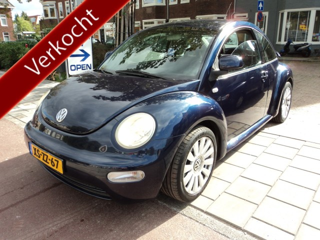 Volkswagen New Beetle 2 0 Highline Airco Nwe Apk Tweedehands