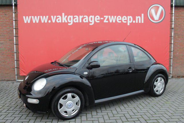 Volkswagen New Beetle 1 9 Tdi Highline Automaat Airco Leder