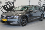 Volkswagen Passat Variant 1.6 TDI Business Edition DSG AUTOMAAT CLIMATE  NAVIGATIE FULL LED PRIVAC