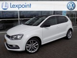 Volkswagen Polo 1.2 TSI 90pk HIGHLINE 5drs Executive Plus lmvelgen17 fabrieksgarantie tot jan.20