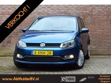 Volkswagen Polo 1.2 TSI 90PK DSG Automaat COMFORTLINE Executive plus - Full Map Navigatie - Bleu