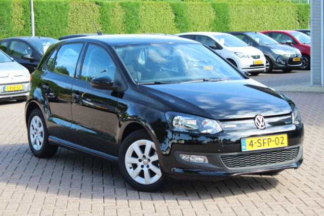 Volkswagen Polo 1 2 Tdi Bluemotion 5drs Airco Bleutooth Audio
