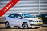 Volkswagen Polo 1.2-12V BLUEMOTION COMFORTLINE 5-DEURS, Executive pakket, Airco, Cruise control,