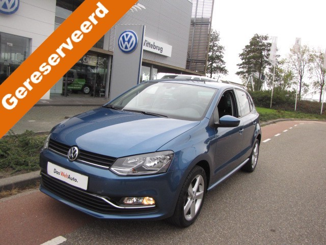 Volkswagen Polo 1 2 Tsi Highline Automaat Tweedehands Auto S