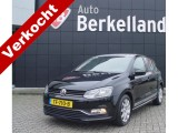 Volkswagen Polo 1.2 TSI* Sports Edition* 5drs *90pk* Airco * LMV * Fin.lease v.a 173PM***