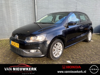 Polo 1.0 First Edition 5d | Airco | Cruisecontrol | Bluetooth | Complete winterbanden