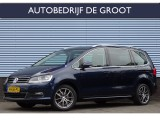 Volkswagen Sharan 1.4 TSI Highline 7-Persoons, Leer, Climate, Cruise, PDC, Trekhaak