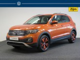 Volkswagen T-Cross 1.0 TSI Life, Design pakket Energetic Orange, Climatronic, Navigatiesysteem