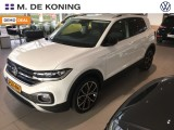 Volkswagen T-Cross 1.0 TSI Style · Design pakket Black · Executive-pakket · 18 Inch lichtmetalen ve