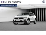 Volkswagen T-Roc 1.0TSI/115pk Style · Climatronic · Adaptieve cruise control · Lane assist
