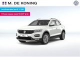 Volkswagen T-Roc 1.5TSI/150pk Style · Chroom delen exterieur · Start/stop systeem · Cruise contro