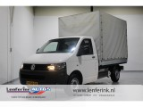 Volkswagen Transporter 2.0 TDI 102pk Pick-Up Huif
