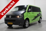 Volkswagen Transporter 2.0 TDI 114pk L2H1 Limited Green Wrap Edition Airco, Cruise, LMV, APK tot 05-202