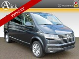 Volkswagen Transporter 199 Pk L2 CARAVELLE 4-Motion DC LED LEDER TREKHAAK 2.5T CAMERA HIGHLINE T6.1