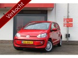 Volkswagen Up! 1.0 HIGH UP! Automaat, Navi, Airco, Stoelverw., PDC !