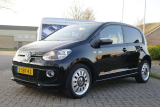 Volkswagen Up! 1.0 75PK high up! BlueM. Black-UP [ NAVI+AIRCO+PDC+CRUISE ]