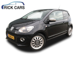 Volkswagen Up! 1.0 BLACK UP NAVI, CRUICE, STOELVERWARMING