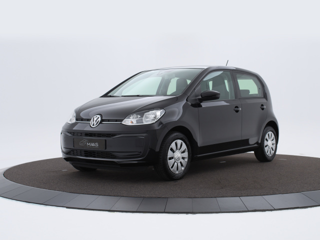 Volkswagen Up 1 0 Bmt Move Up Executive Dab Reservewiel