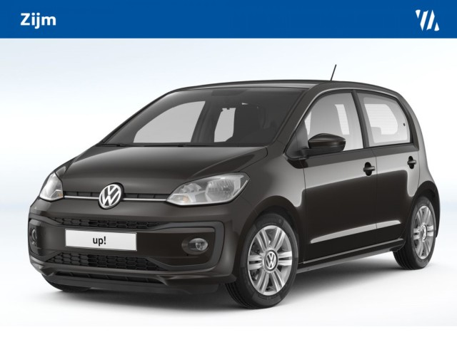 Volkswagen Up 1 0 Bmt High Up Nieuwe Auto S Autokopen Nl