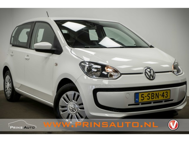 Volkswagen Up 1 0 Move Up Bluemotion Navi Airco