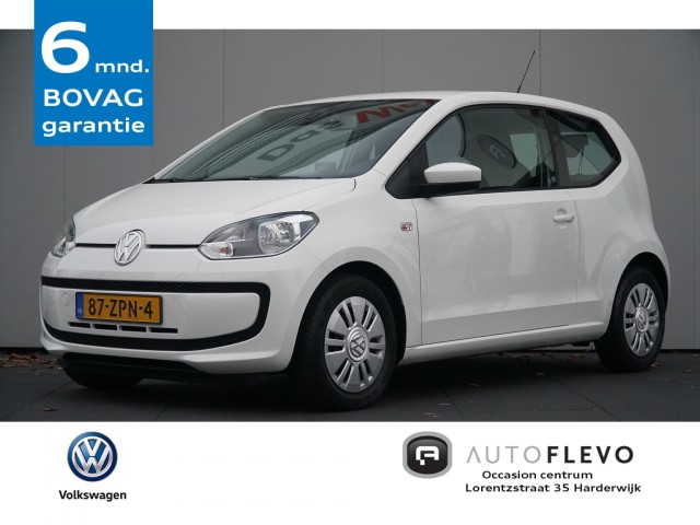 Volkswagen Up 1 0 Move Up Nav Bluetooth Inclusief 6 Maaden