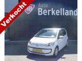 Volkswagen Up! 1.0 move up! BlueMotion Navi Airco 1e eig.Fin.lease v.a.105,-PM