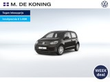 Volkswagen Up! 1.0BMT/60pk move up! · Warmtewerend glas · DAB ontvanger · Start/stop systeem
