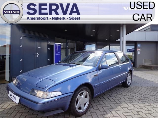 Volvo 480 2 0i Gt 25 45 Km U Mmbs Rijden Vanaf 16 Jaar
