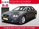 Volvo S60 2.0T Edition Clima.Cruise.Trekhaak. Zo mee !!