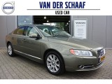 Volvo S80 2.4D 175PK Geartronic / Summum / Leder / Xenon / Four-C / DynAudio / Full Map Na