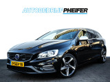 Volvo V60 1.6 D2 R-Design/ Rear seat entertainment/ Full map navigatie/ Tel. bluetooth/ Le