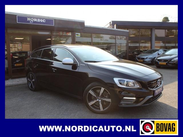 Volvo V60 2 4 D5 Awd R Design Plug In Hybrid 15 Bijtelling 4 Sts Op