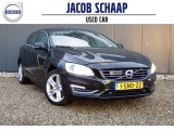 Volvo V60 2.4 D6 AWD ELECTRIC Plug-In Hybrid Summum / Adaptv Cruise Control / Leer / BLIS