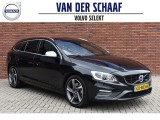 Volvo V60 D6 283PK AWD Plug-In Hybrid R-Design INCL. BTW | 7% Bijtelling | Trekhaak |