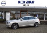 "Volvo V60 2.4 D5 Twin Engine Summum / 18""Titania velgen / DAB / Volvo on Call / Trekhaak /"
