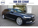 Volvo V90 T8 Twin Engine AWD Geartronic Inscription /  ac 8400,- Voorraad korting / Luchtver