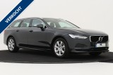 Volvo V90 D4 Momentum 2018 Leder Adaptieve Cruise Stoelverwarming  LED Navi Camera PDC On-