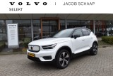Volvo XC40 Recharge P8 AWD R-Design / 8% bijtelling / Lava Orange tapijt / Black Pack /