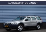 Volvo XC70 Cross Country 2.4 T Automaat Youngtimer, 7-persoons, Leer, Cruise