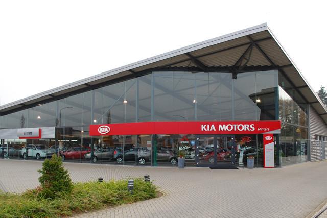 Auto winters valkenswaard kia en mitsubishi dealer for Garage kia ales