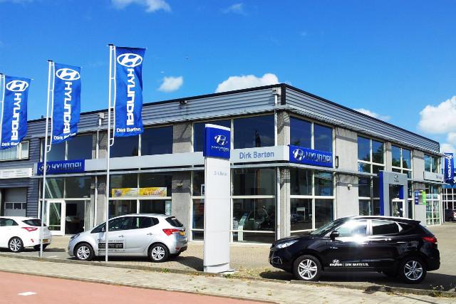 Autobedrijf Dirk Barten Zaandam Hyundai Dealer Autobedrijf
