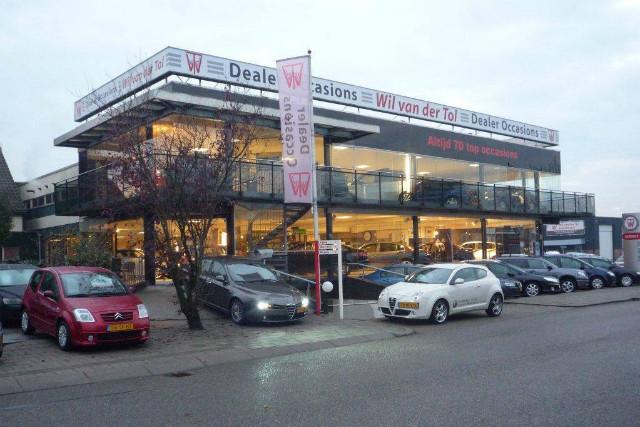 Autobedrijf wil van der tol in kamerik autobedrijf for Autobedrijf avan