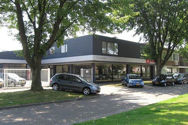 Driessen honda in eindhoven honda dealer autobedrijf for Honda dealerships in ri