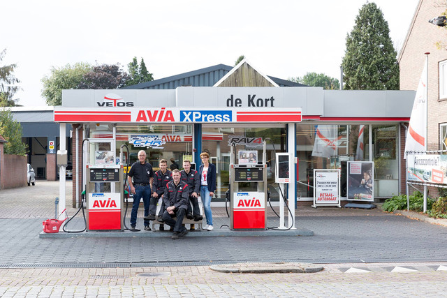 Garage Van Vlijmen : Garage l m de kort in nieuwkuijk autobedrijf autokopen